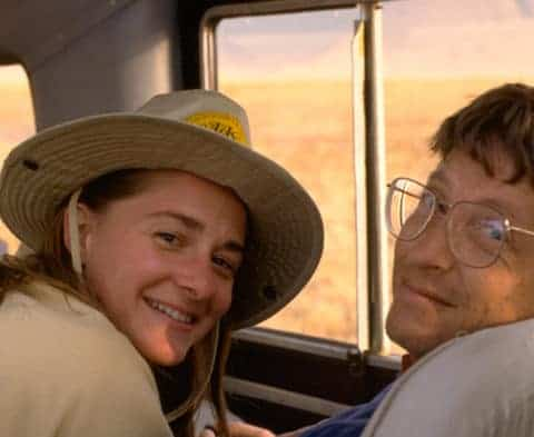 What happens to Bill Gates and Melinda after separation ?