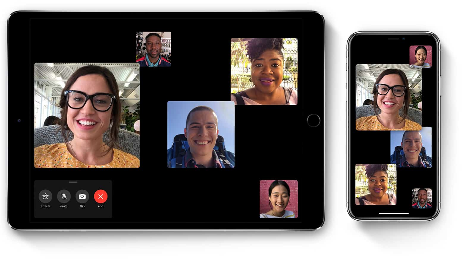 These are all the new updates to FaceTime