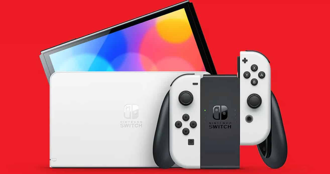 Where to preorder Nintendo Switch OLED Model?