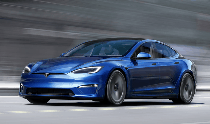What does PLAID stand for in Tesla Model S Plaid?