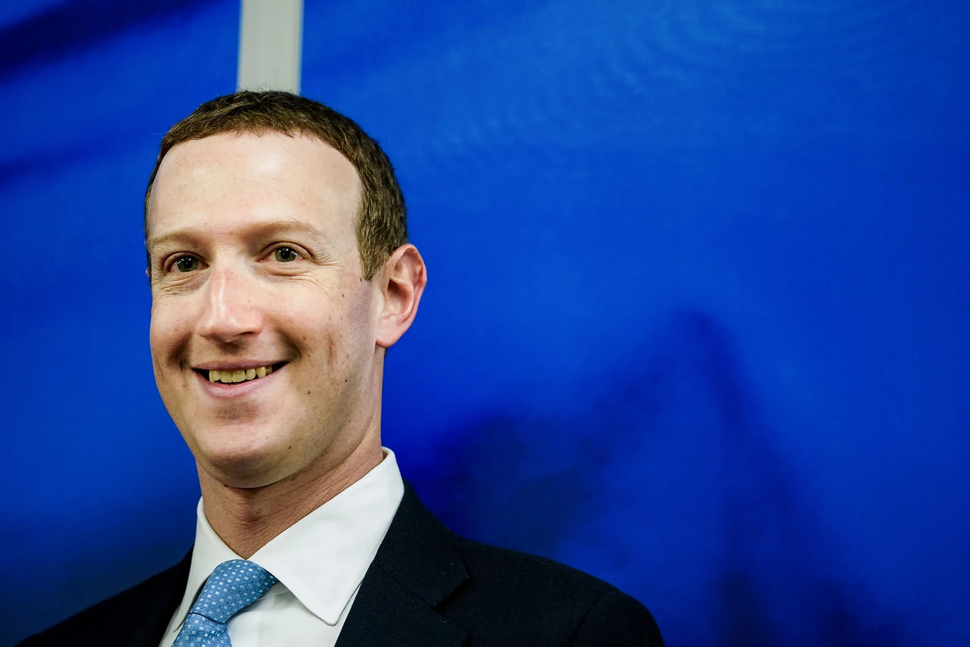Why did Mark Zuckerberg drop out of Harvard?