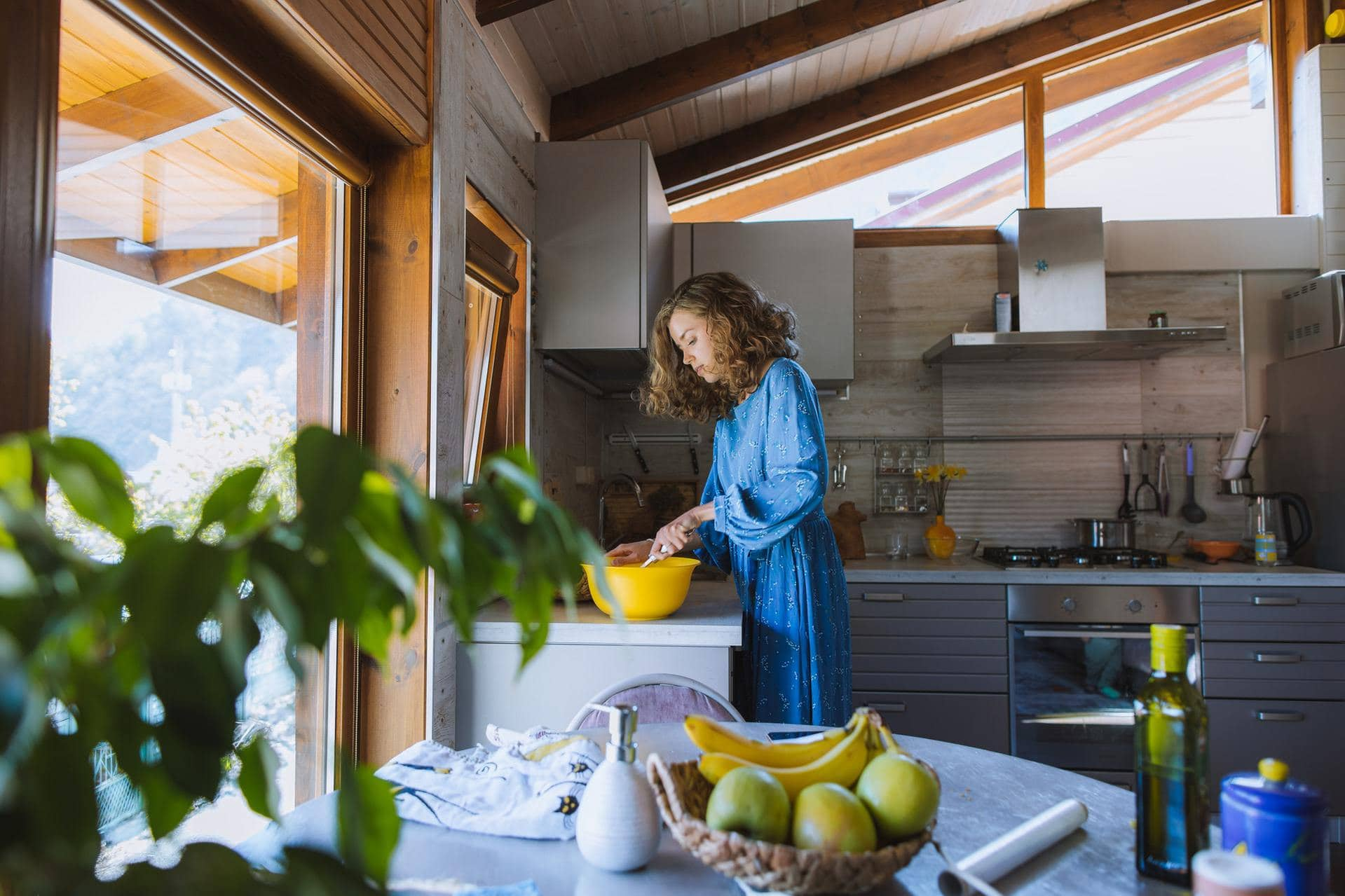 Losing weight starts in your Kitchen