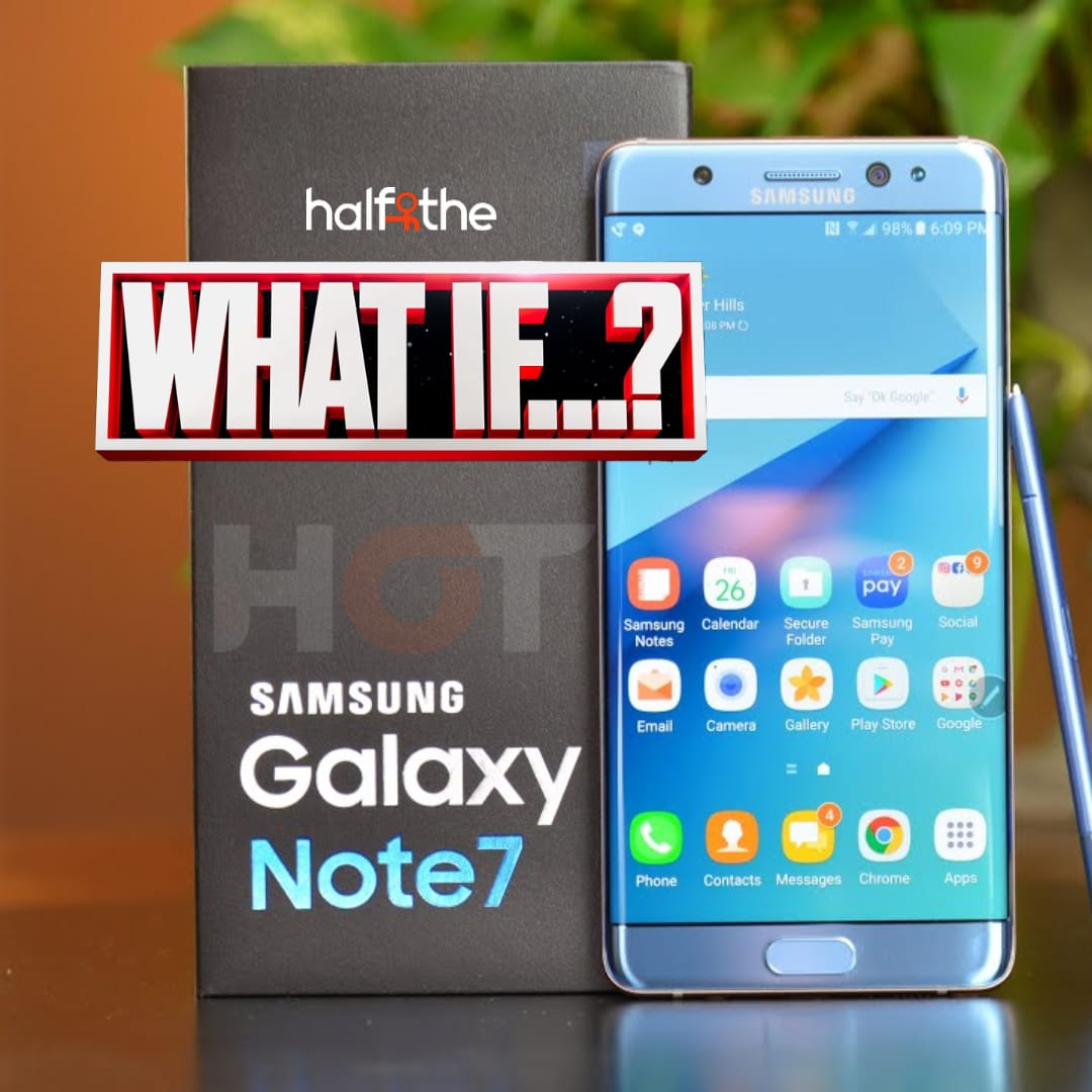 The WHAT IF…? Of the craziest tech fails of the century: Samsung Galaxy note 7
