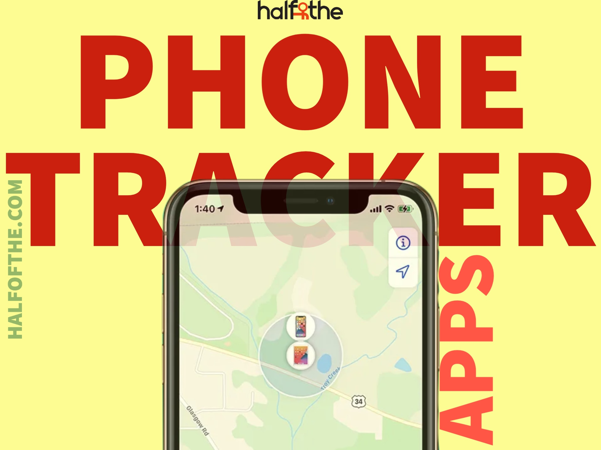10 Best Phone tracker apps in 2021? Editors choice