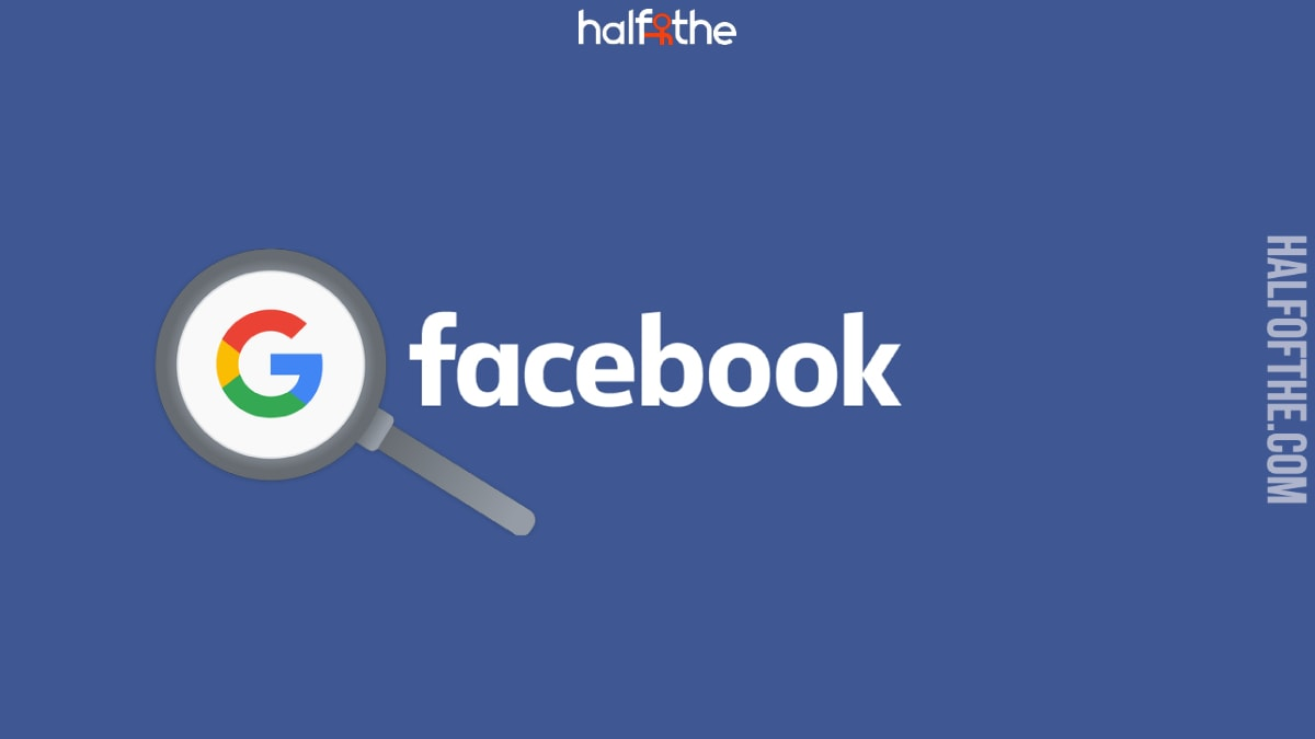 How to remove Facebook profile from Google search results?