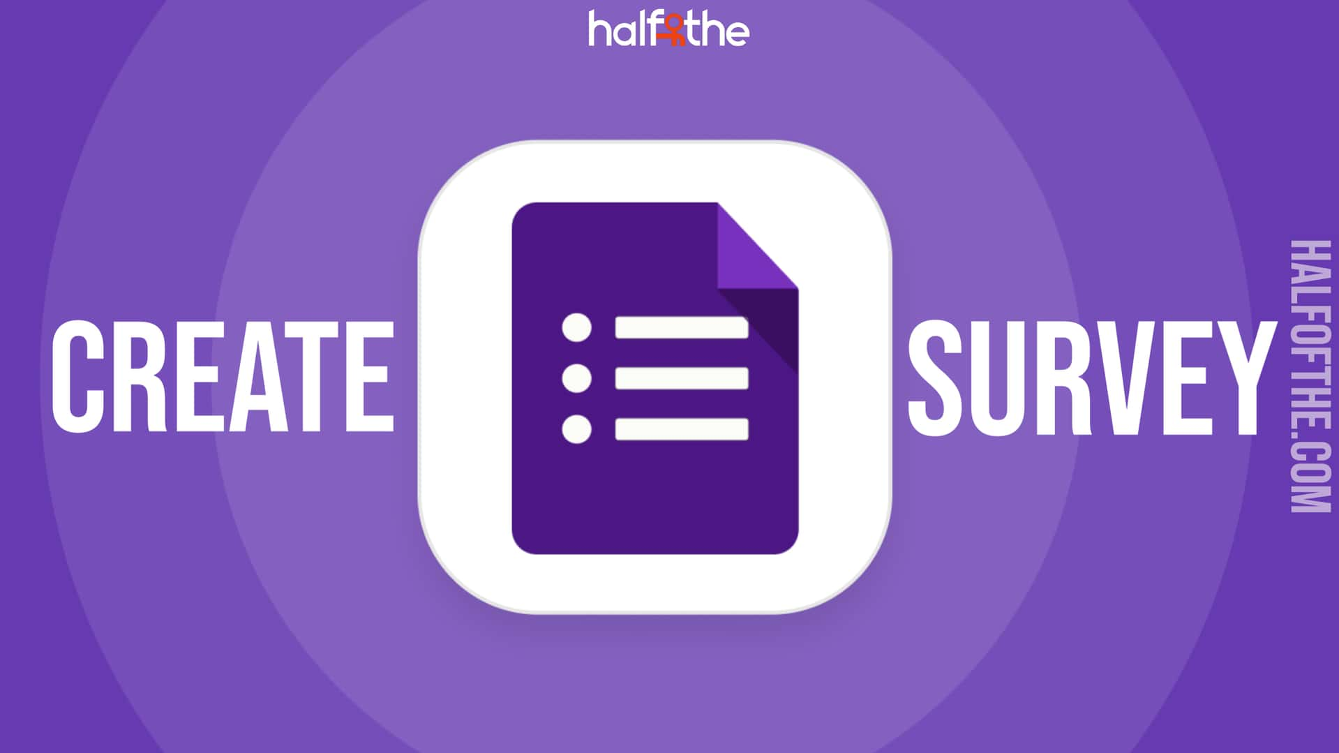 How to Create a Survey in Google Forms?